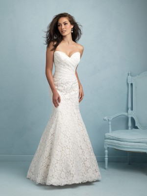 Allure Bridals 9210 Bridal Dress