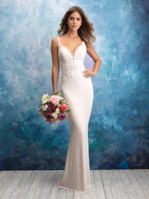 Allure Bridals - Dress Style 9554