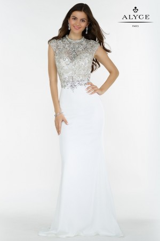 Alyce Paris 6718 Prom Dress