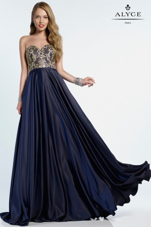 Alyce Paris 6722 Prom Dress