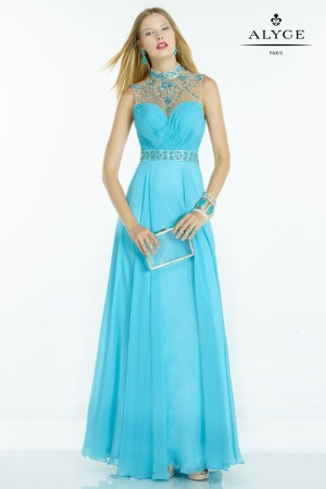 Alyce Paris 1077 Dress
