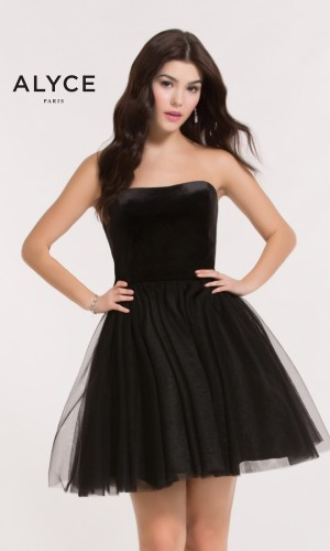 Alyce Paris 2634 Homecoming Dress