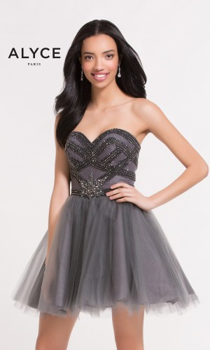 Alyce Paris 2637 Homecoming Dress