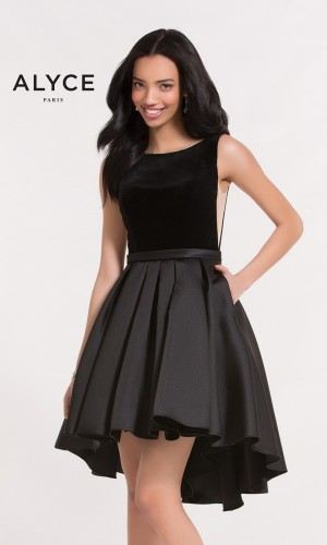 Alyce Paris 2638 Homecoming Dress