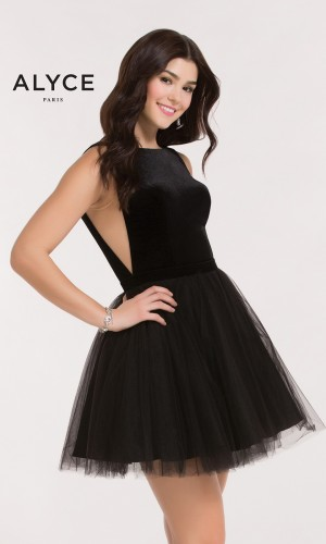 Alyce Paris 2639 Homecoming Dress