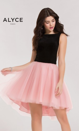 Alyce Paris 2640 Homecoming Dress