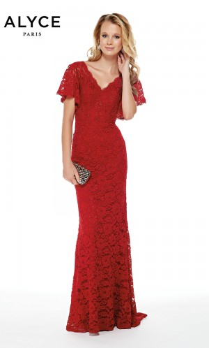Alyce Paris - Dress Style 27025