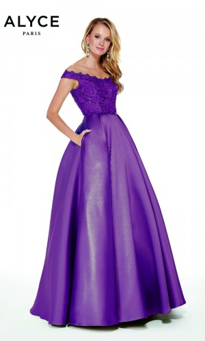 Alyce Paris - Dress Style 27037