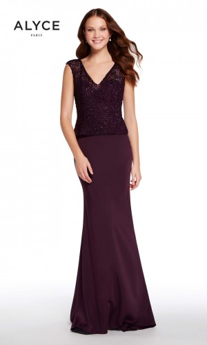 Alyce Paris 27239 Fitted Formal Dress