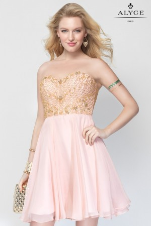 Alyce Paris 3680 Party Dress