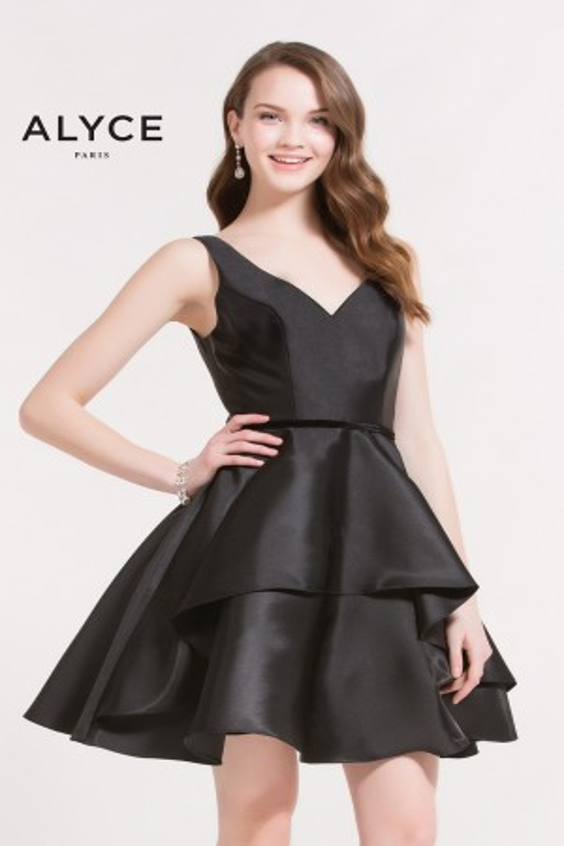 Alyce Paris 3705 Homecoming Dress