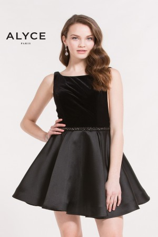 Alyce Paris 3728 Homecoming Dress