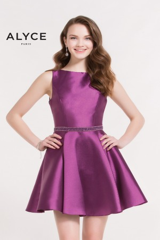 Alyce Paris 3729 Homecoming Dress