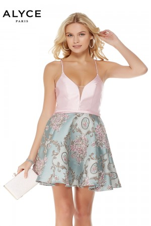 Alyce Paris - Dress Style 3777