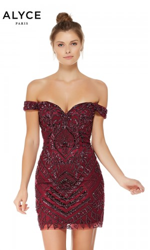 Alyce Paris - Dress Style 4026