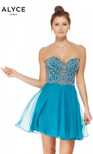 Alyce Paris - Dress Style 4047