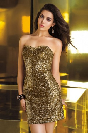 Alyce Paris 4342 Homecoming Dress
