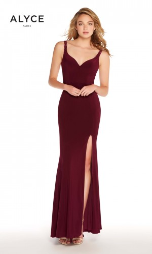 Alyce Paris 60004 Scoop Back Formal Dress