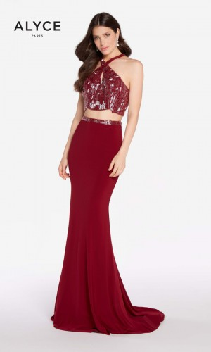 Alyce Paris 60013 Two-Piece Prom Gown