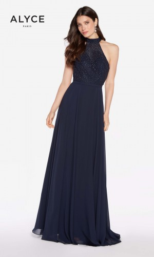 Alyce Paris 60160 Open Back Prom Gown