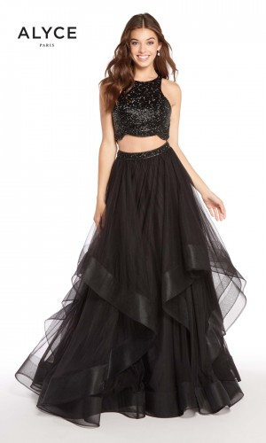 Alyce Paris 60207 Two-Piece Prom Gown