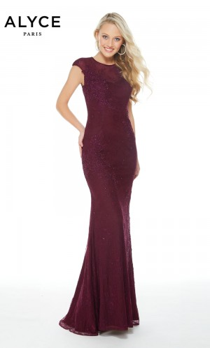 Alyce Paris - Dress Style 60261