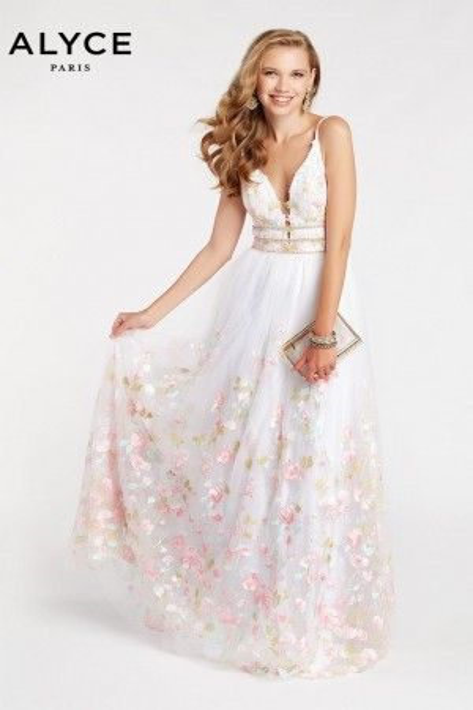 Alyce Paris - Dress Style 60464