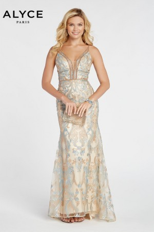 Alyce Paris - Dress Style 60488