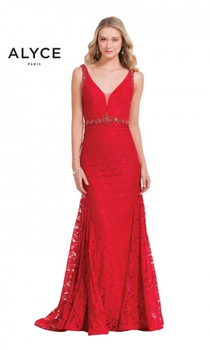 Alyce Paris 6884 Prom Dress