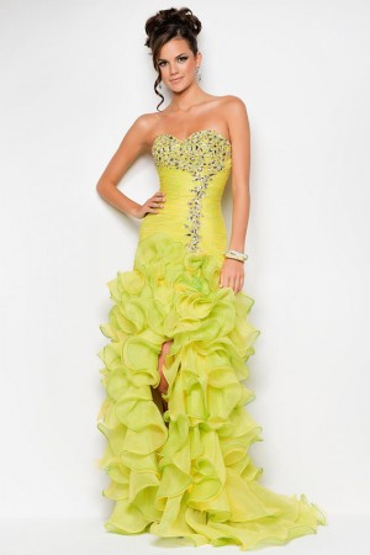 Blush 9517 Prom Dress