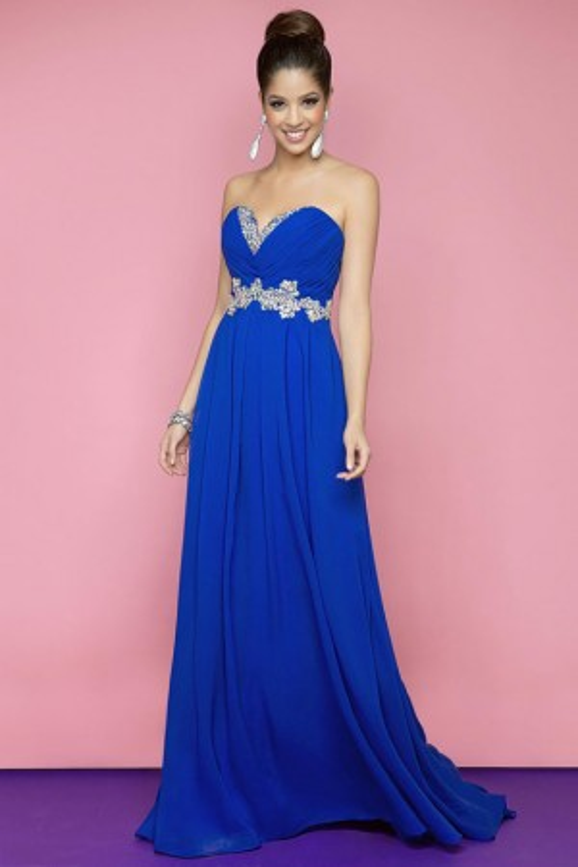 Blush 9616 Prom Dress