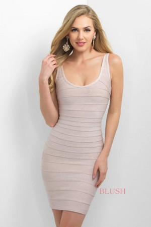 Blush Prom C369 Party Dress