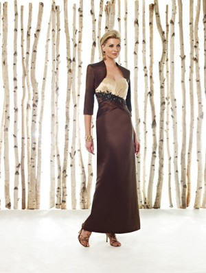 Cameron Blake 211602 Evening Dress