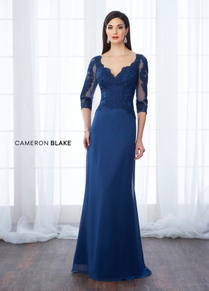 Cameron Blake 217650 Evening Dress