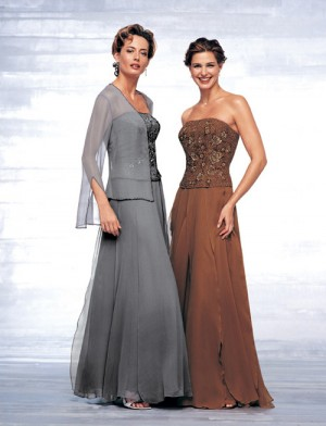 Cameron Blake 24656 Evening Dress