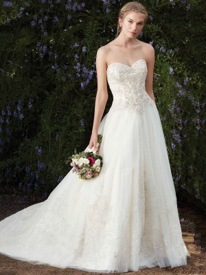 Casablanca Bridal 2276 Ambrosia Wedding Dress