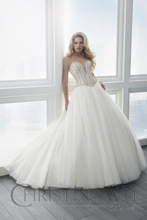 Christina Wu 15616 Wedding Dress