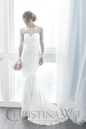 Christina Wu 15622 Wedding Dress