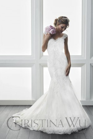 Christina Wu 15623 Wedding Dress