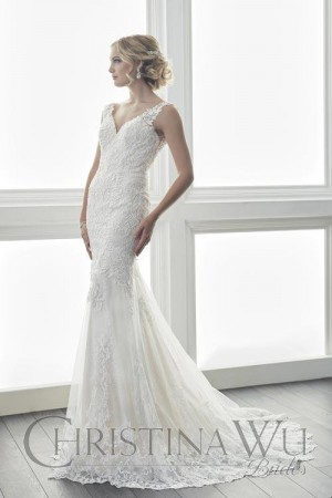 Christina Wu 15625 Wedding Dress
