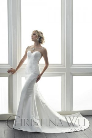 Christina Wu 15629 Wedding Dress