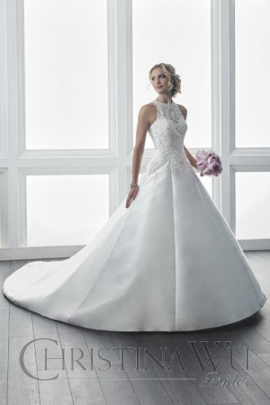 Christina Wu 15630 Wedding Dress