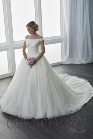Christina Wu 15633 Wedding Dress