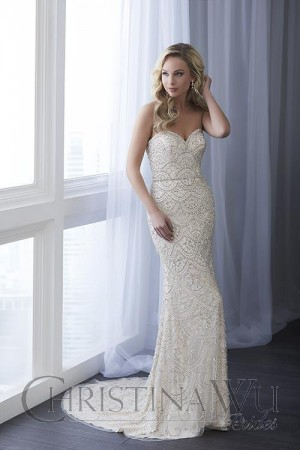 Christina Wu 15636 Wedding Dress