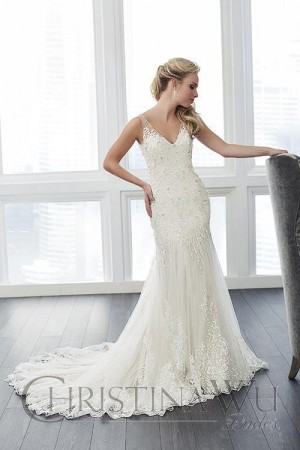 Christina Wu 15637 Wedding Dress