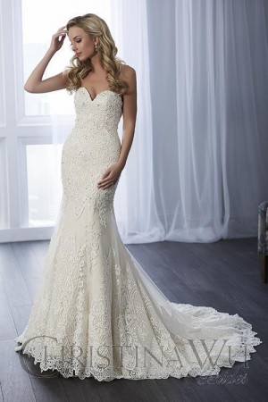 Christina Wu 15642 Wedding Dress
