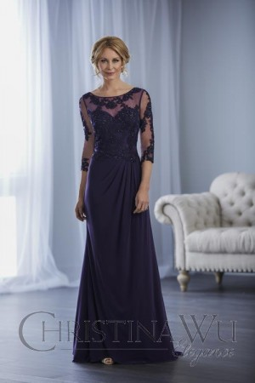 Christina Wu 17854 Evening Dress