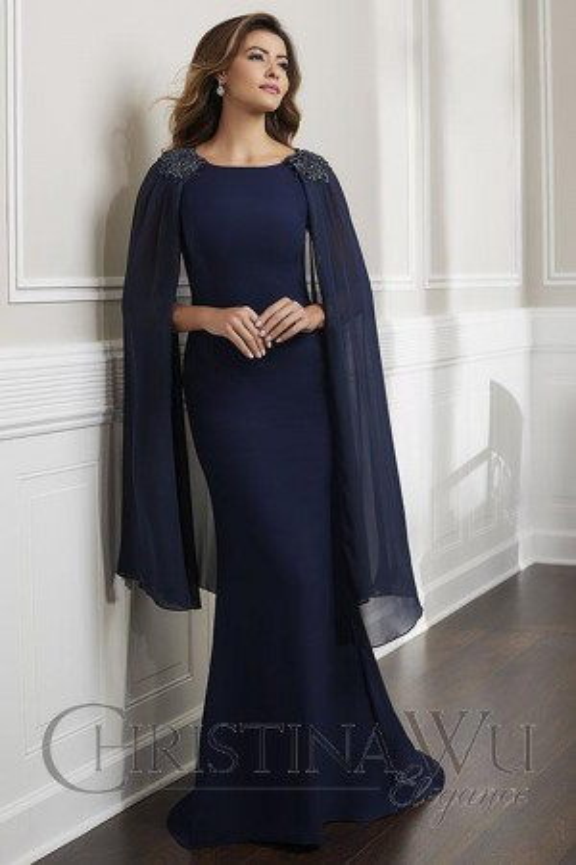 Christina Wu - Dress Style 17915