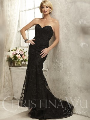 Christina Wu 20221 Evening Dress
