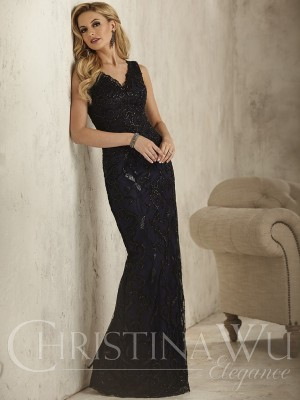 Christina Wu 20223 Evening Dress